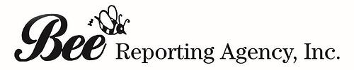 Bee Reporting Logo