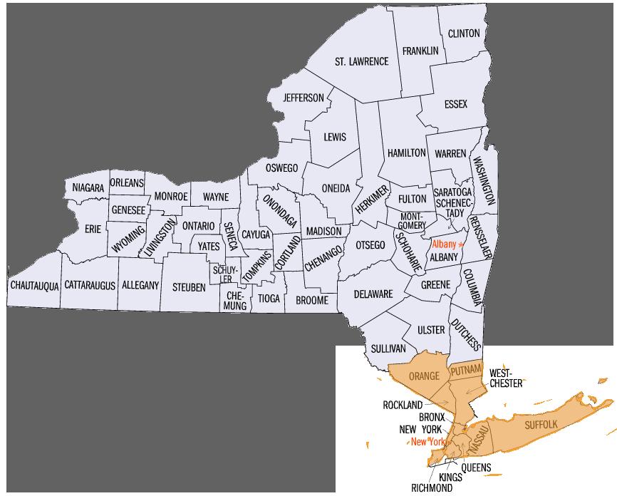 New York Per Diem Attorney Coverage